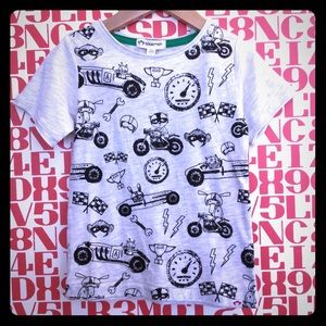 Appaman Ready, Set, Go! Graphic Tee NWT
